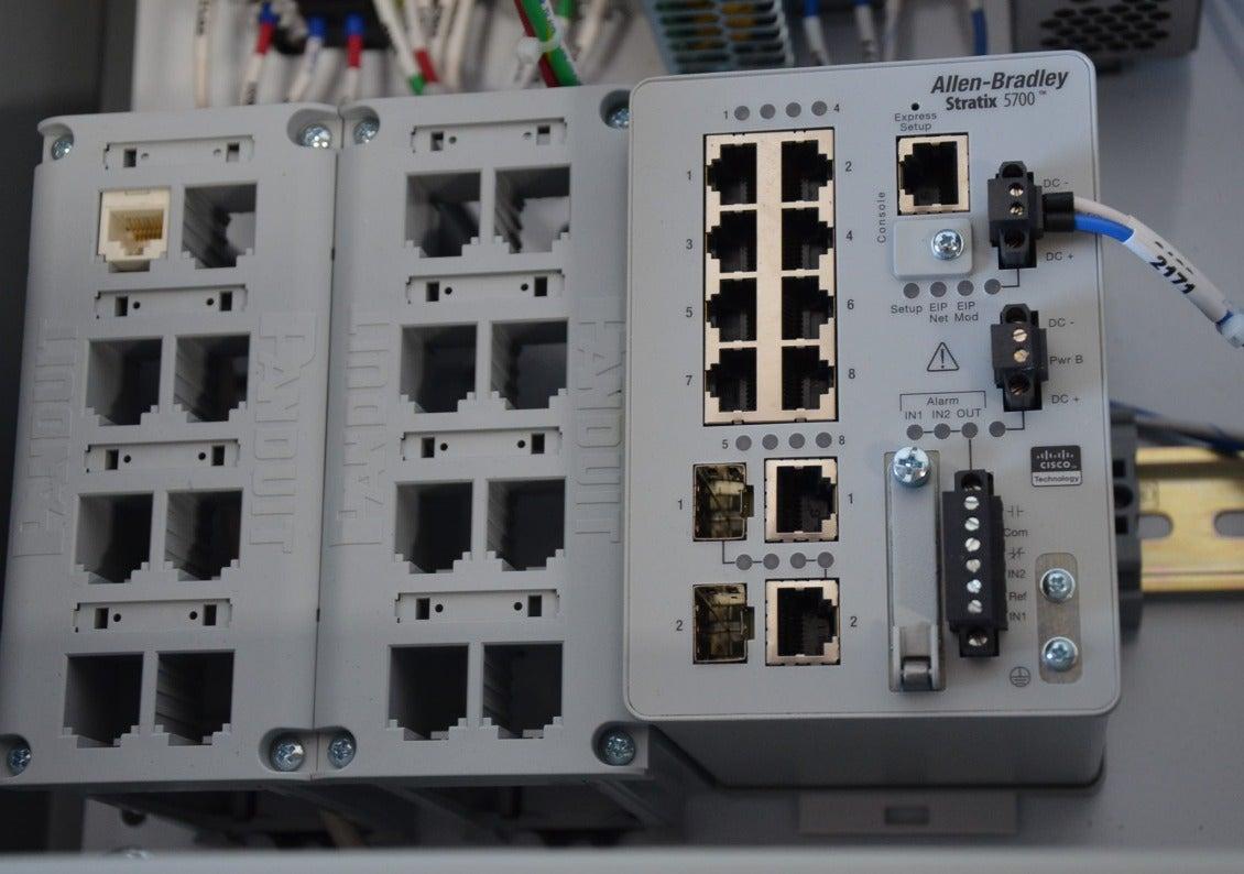 ETHERNET / IP